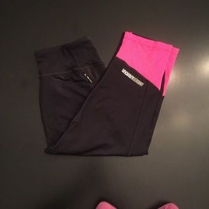 Under Armour Capri Workout Leggings